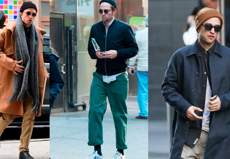 El estilo de Robert Pattinson