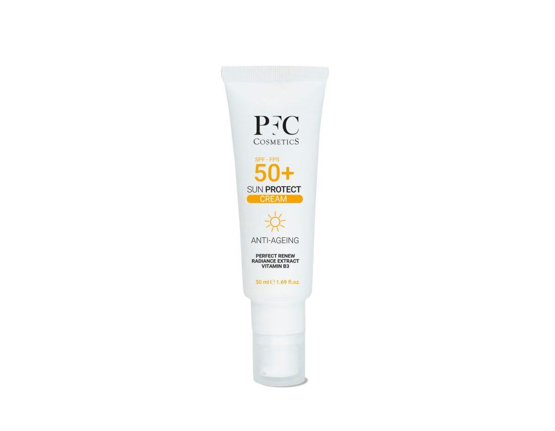 PFC Cosmetics SPF 50+ anti-ageing