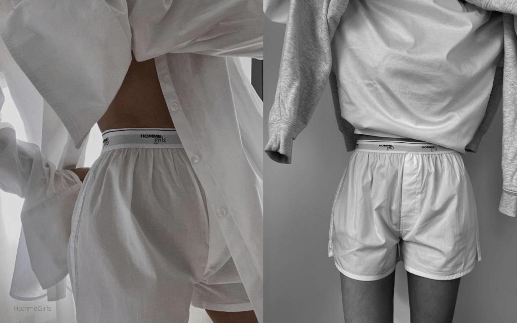 Boxers shorts