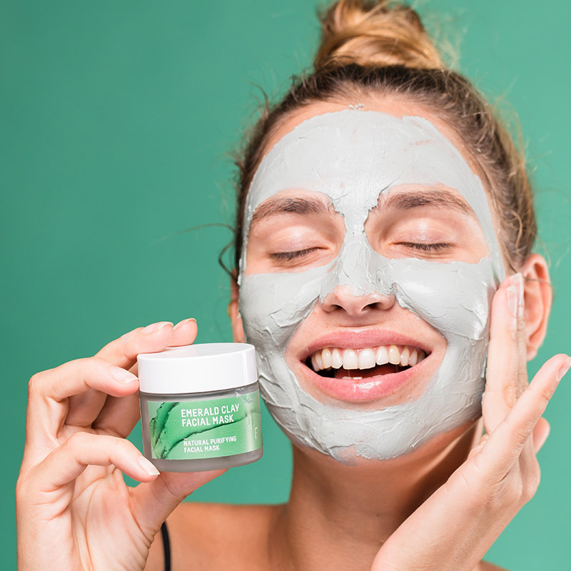 Mascarilla purificante de freshly cosmetics