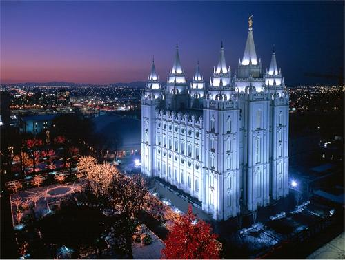 Mormon Temples and HBO's Big Love
