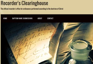 recorders-clearinghouse