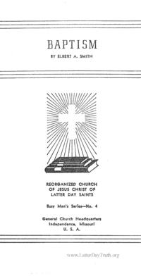medium resolution of diagram of baptism