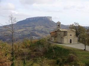 Chiesa di Garfagnolo, Pietra di Bismantova, Castelnovo ne' Monti (RE)