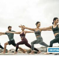 A tutto Yoga con Decathlon.