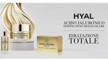 Hyal: l'efficacia dell'acido jaluronico puro. - La Tua Milano Magazine