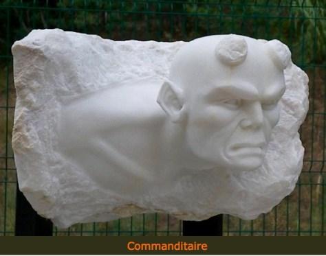 Le commanditaire