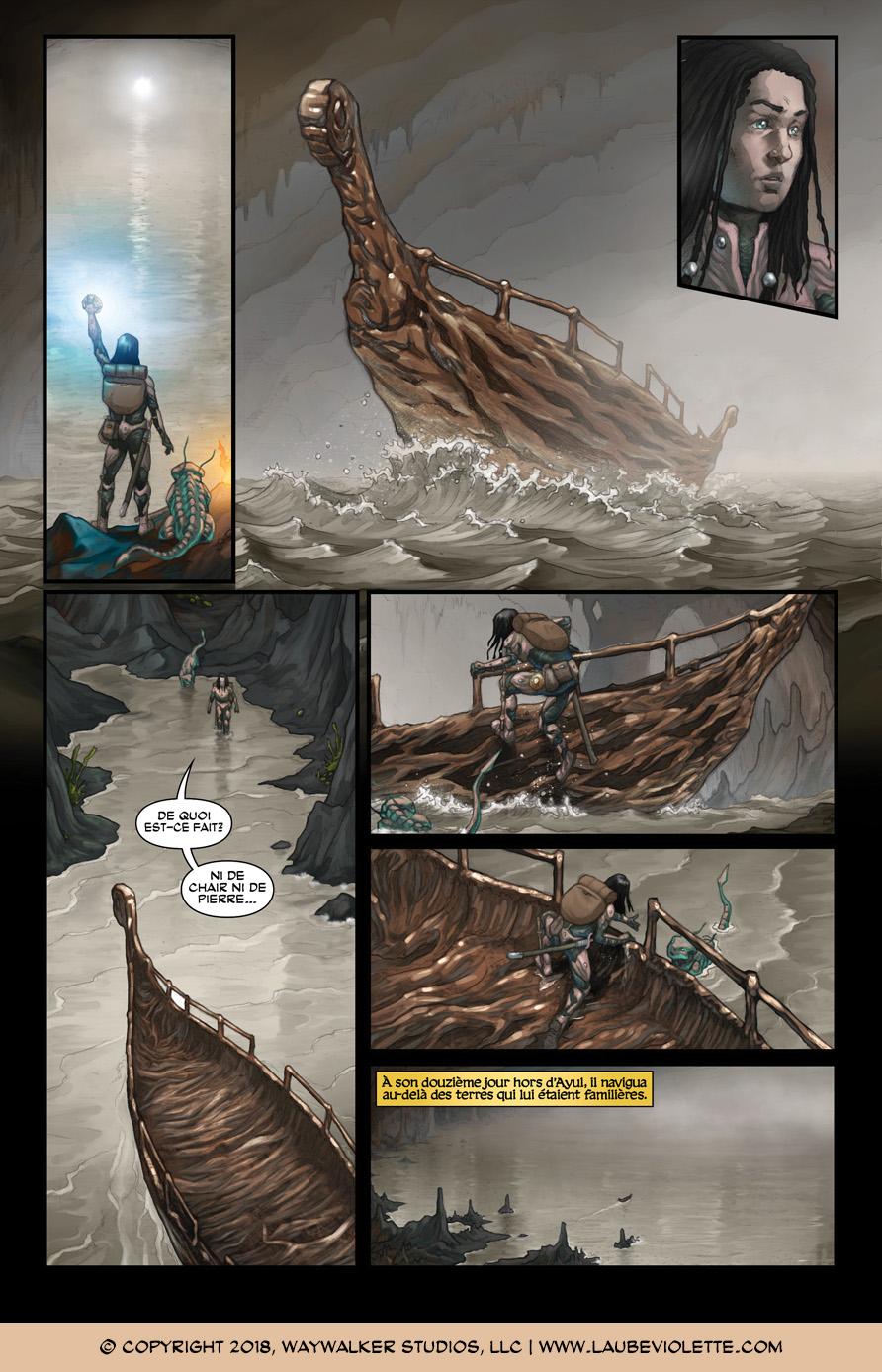 L'Aube Violette: L'Exil – Tome 2, Page 6