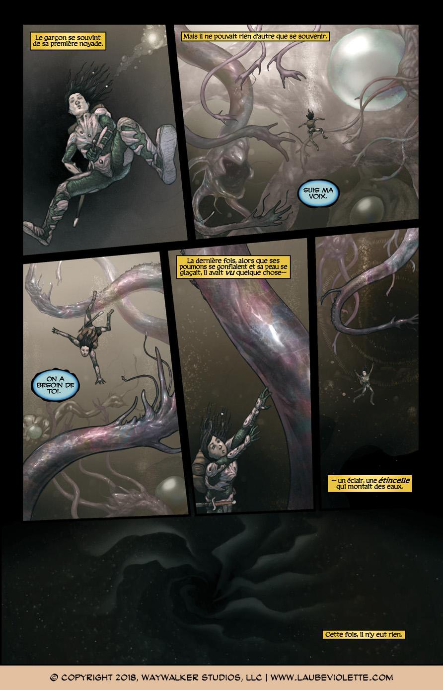 L'Aube Violette: L'Exil – Tome 2, Page 11