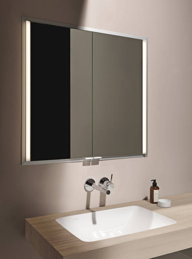 features benefits lights and mirrors