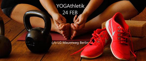YOGAthletik Yoga für Läufer