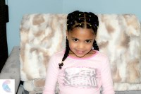 Jumbo box braids a easy protective hairstyle for mixed kids