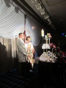 Yくん結婚式 和装