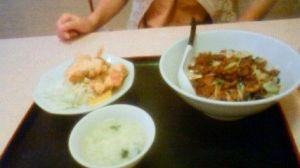 四川飯店「ほいこーろー丼」