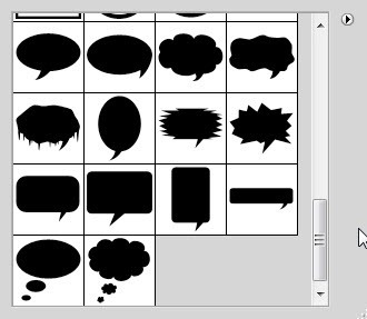 Creating speech bubbles in Photoshop using the Custom Shape Tool ...