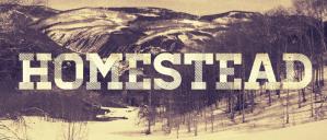 Homestead Typeface