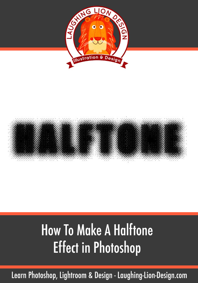 How To Create A Halftone Effect In Photoshop