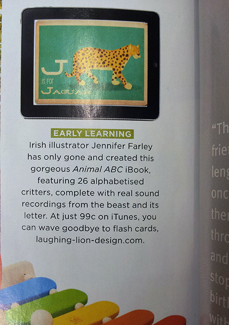 Image Magazine Animal ABC review
