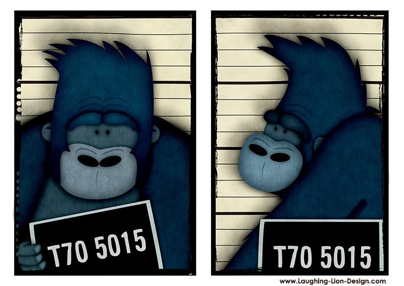 Petty Crime illustrated by JenniferFarley