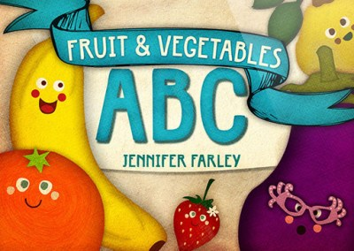Fruit & Vegetable ABC Book