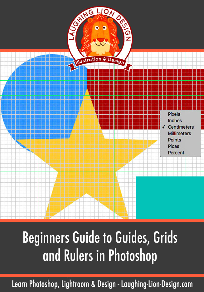 A quick guide to Guides, Grids and Rulers in Photoshop