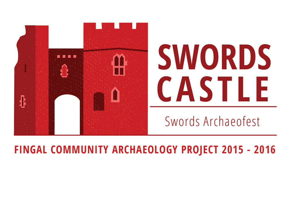 Swords Castle Archaeology Project Logo