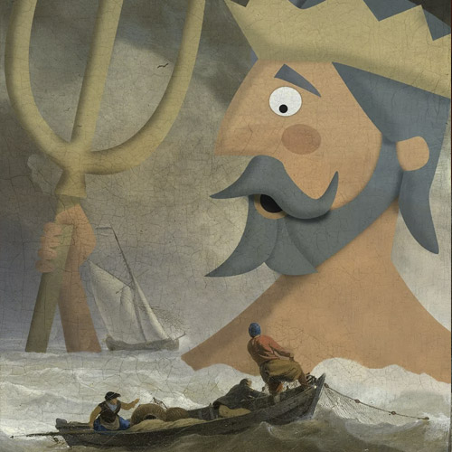 Mythical Beasts – Kraken & Triton