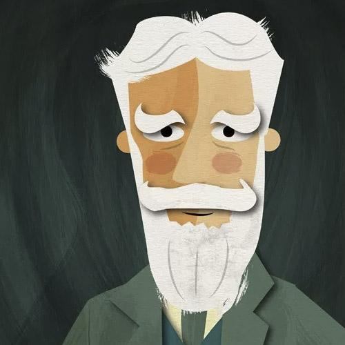 Irish Writers Illustrated