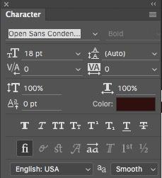 Character-Panel-Photoshop