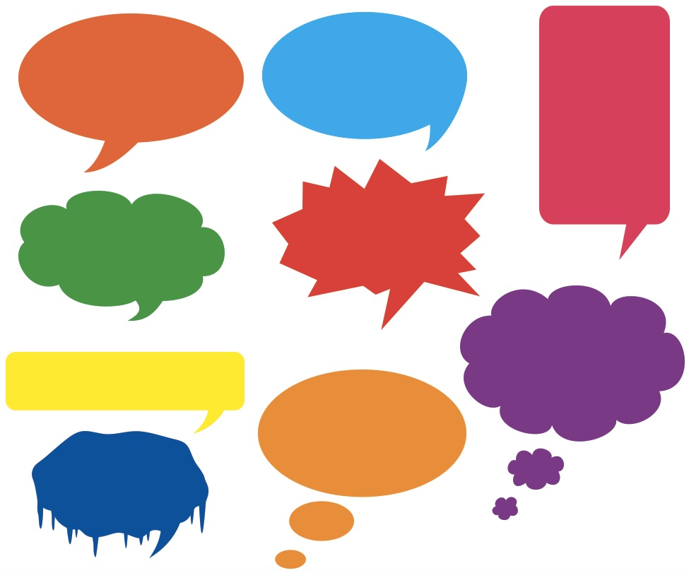 11 - Speech Bubble Styles - Photoshop