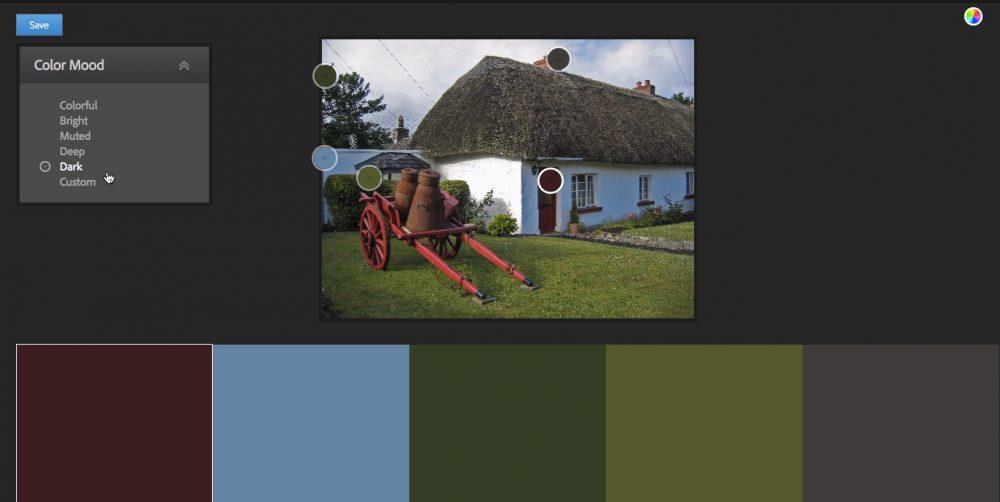 Create A Dark Colour Scheme