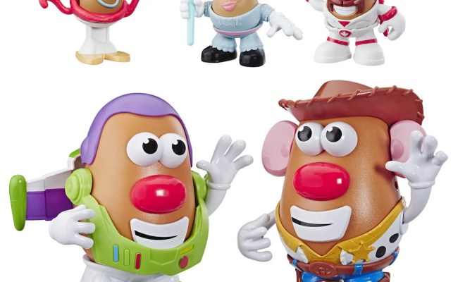 Celebrate Toy Story 4 With Hasbro S All New Mr Potato