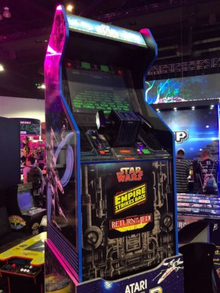 E3 2019 Atari Star Wars Home Arcade Cabinet Announced by Arcade1Up  LaughingPlacecom