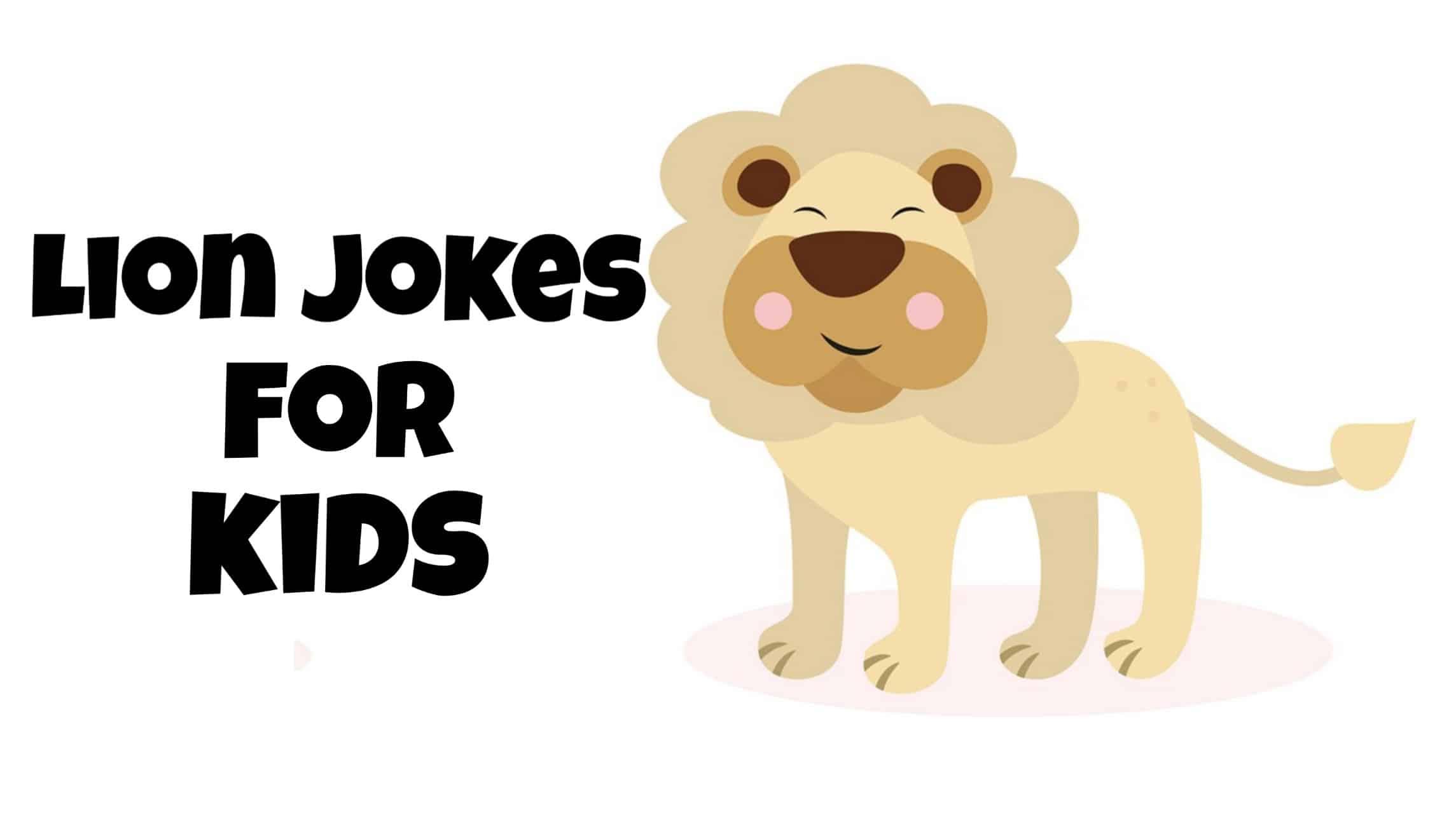 lion jokes for kids