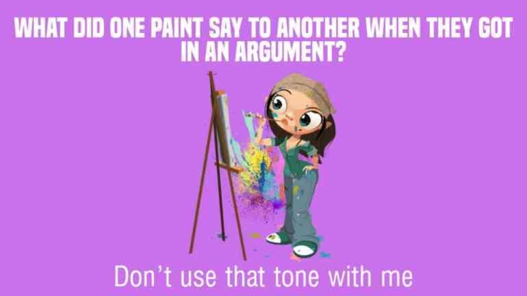 Puns about art