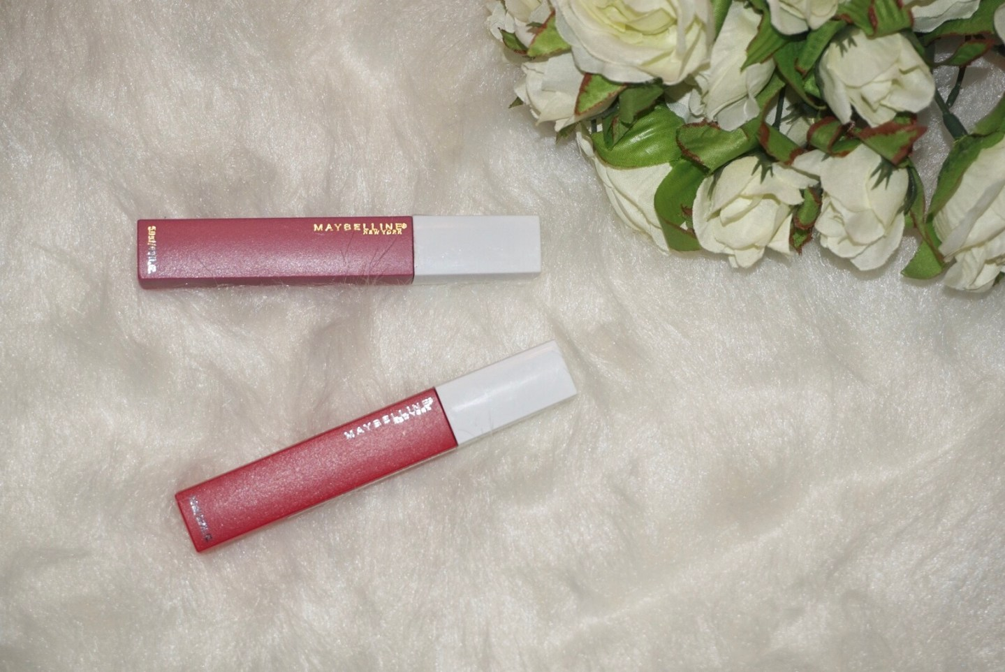 Maybelline Super Stay Matte Ink Liquid Lipstick Review