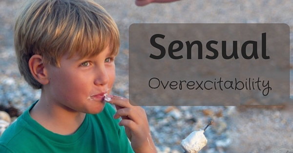 Sensual overexcitability