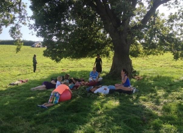 PowerWood Summer Camp