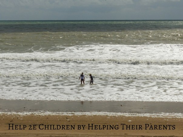 Help 2e Children by Helping Their Parents