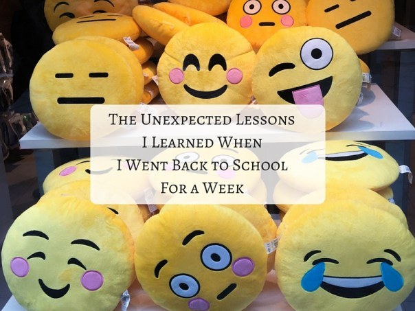The Unexpected Lessons I Learned When I Went Back to School