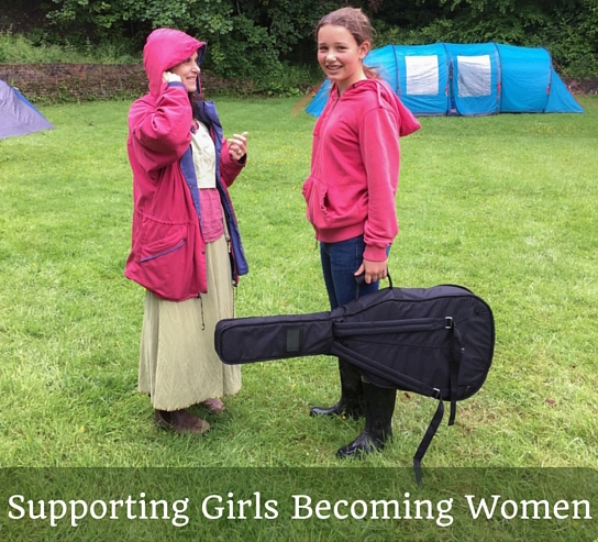 Supporting Girls Becoming Women (3)