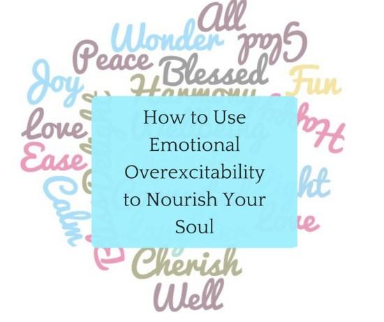 emotional overexcitabiity