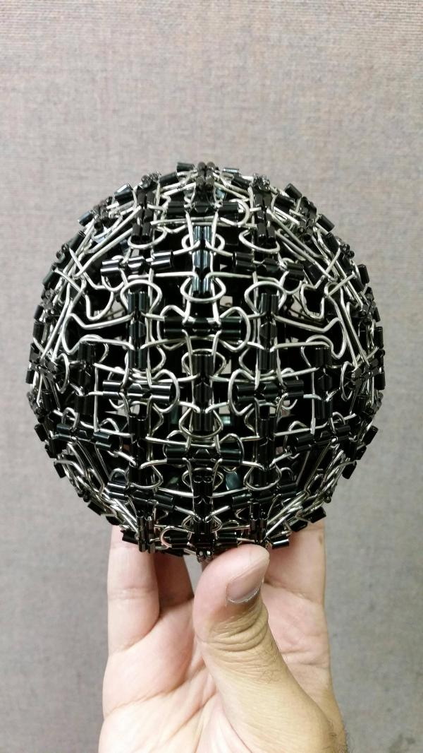 Ball Of Binder Clips