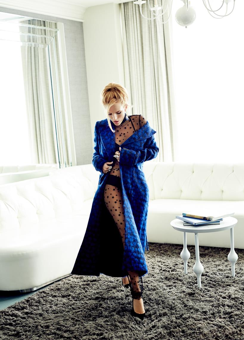 Facebook Wallpaper Funny Quotes Bella Thorne Looking Hot In Blue