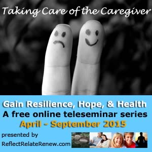 Free Seminar: Taking Care Of The Caregiver
