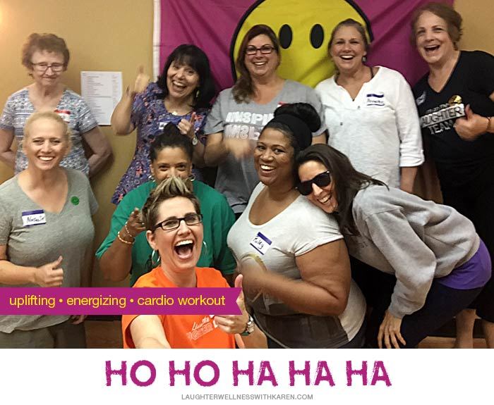 Laughter Yoga Cherry Hill Yoga for Living South Jersey