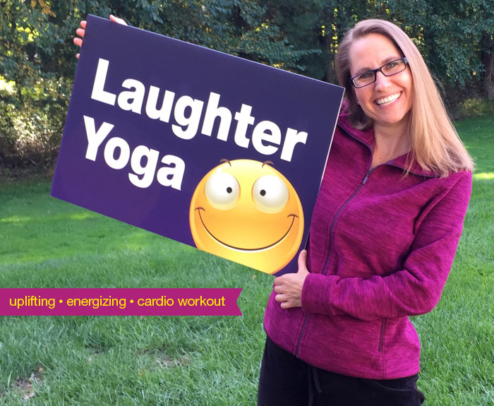 Laughter Yoga Karen Siugzda