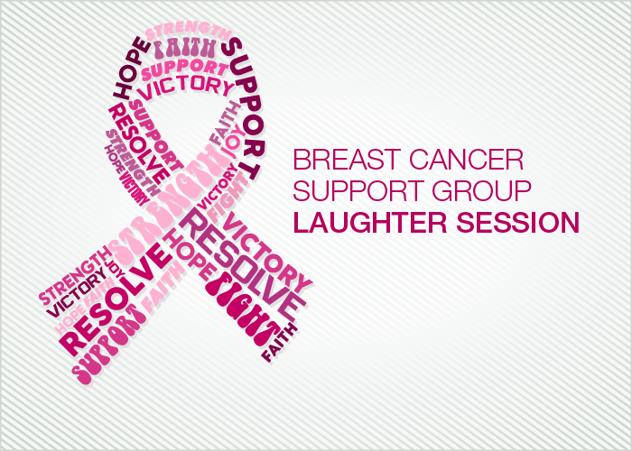 Breast Cancer Support Group Laughter Wellness Session
