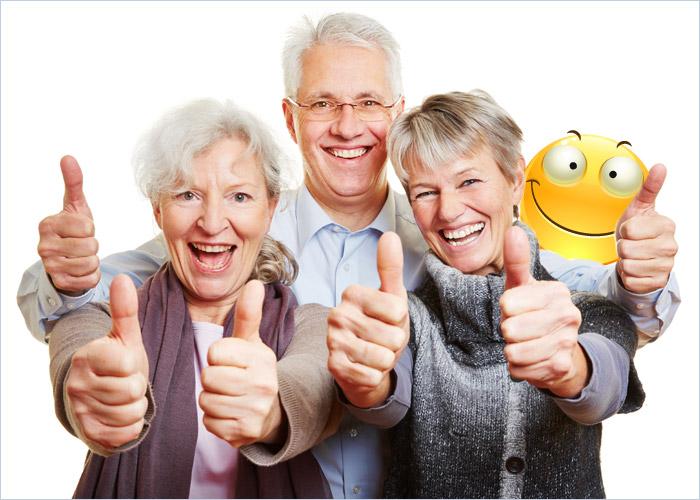 Senior Center Laughter Wellness photo