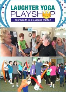 Laughter Yoga Playshop with Karen Siugzda